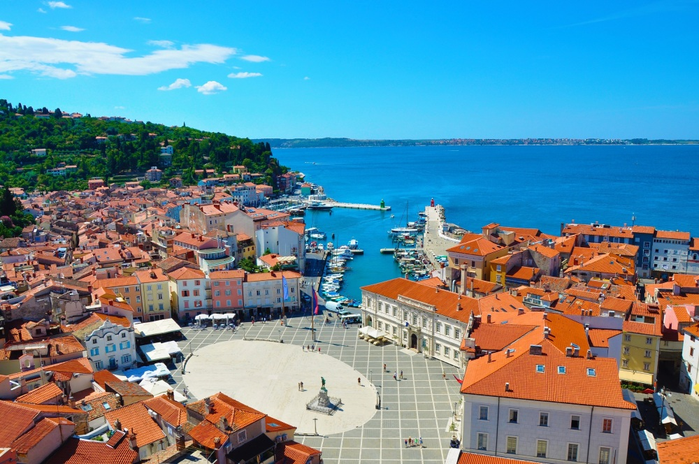 Piran Adriatique